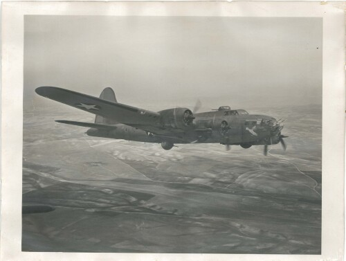 B-17 41-24352 HOLEY JOE