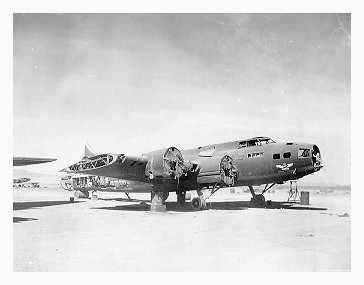 B-17 41-24369 Special Delivery