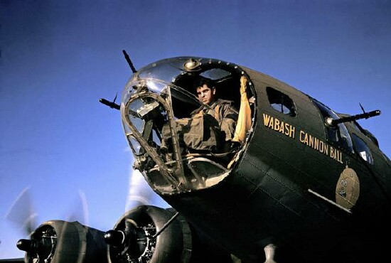 B-17 41-24361 Wabash Cannon Ball