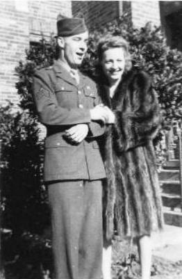 Earl and his sister Helen