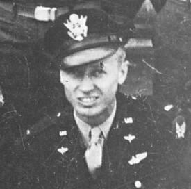 2nd Lt. Gilbert Johnson Bombardier
