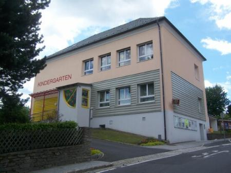 The Kindergarten of St. Jakob