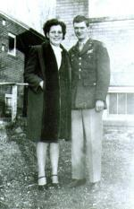 Frank and Mary Lown