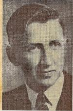 Robert Haglund's H. S. Graduation picture