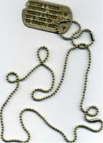 Malone's Dog Tags