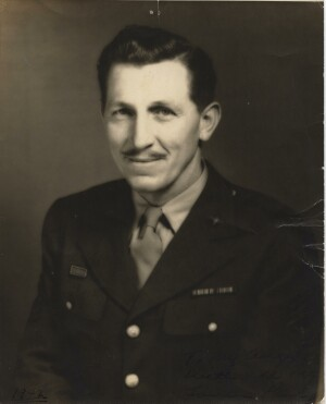 M/Sgt Joseph P. Robertson - 301st BG, Army Air Corps Library and Museum