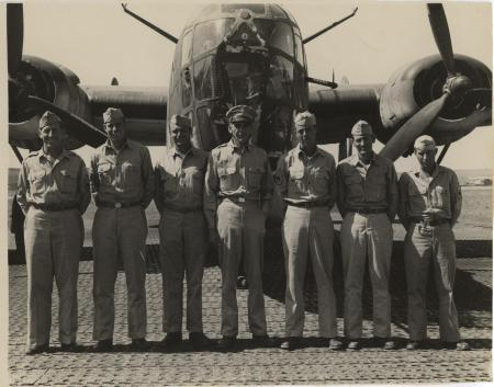 Crew photo - 301st BG, Army Air Corps Library and Museum