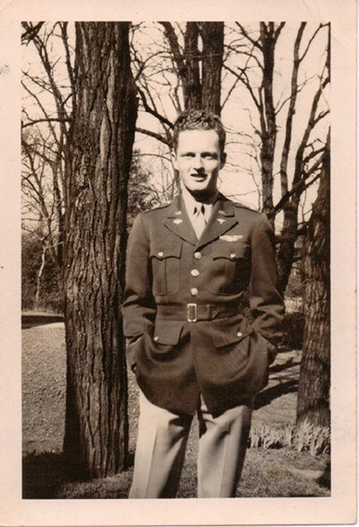 2nd Lt. David T Kerr - 301st BG, Army Air Corps Library and Museum