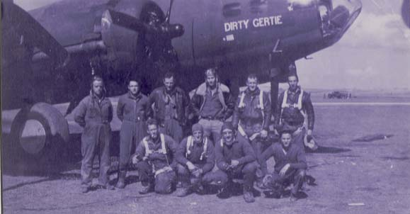 Back Row, L to R: - 301st BG, Army Air Corps Library and Museum