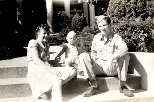 Julia, Eddie, Ed