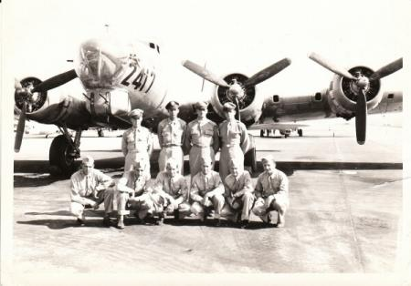 Training 1943 - Ardmore, OK - 301st BG, Army Air Corps Library and Museum