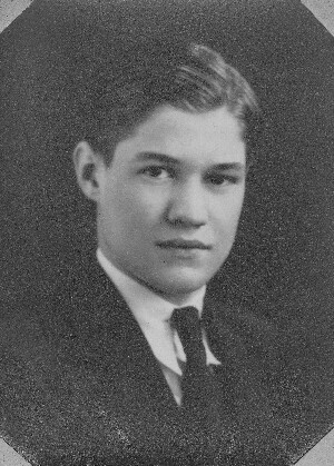 Harry Arthur Wann 1936 Madison N.J. High School - 301st BG, Army Air Corps Library and Museum