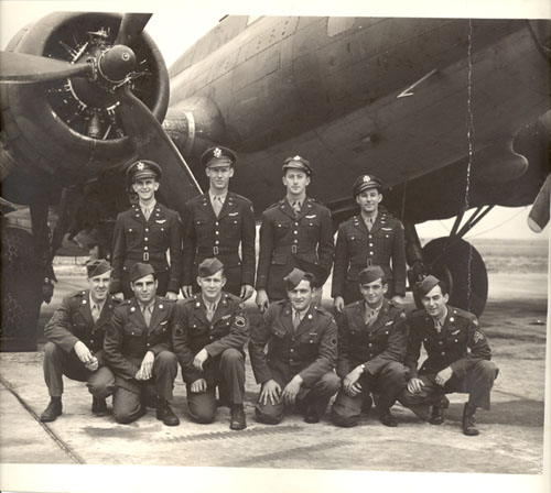 John H.Browne Back Row, 3rd From Left.
