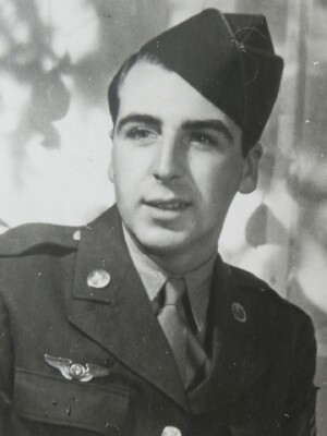 T/Sgt Kenneth J Schuck - 301st BG, Army Air Corps Library and Museum