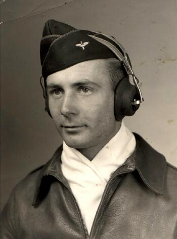 S/Sgt. Manford C Peins - 301st BG, Army Air Corps Library and Museum