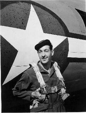 S/Sgt. Richard H Granstrand  - 301st BG, Army Air Corps Library and Museum