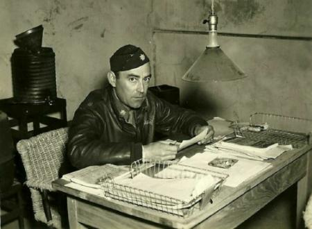 Lt. Col. Quentin T Quick - 301st BG, Army Air Corps Library and Museum
