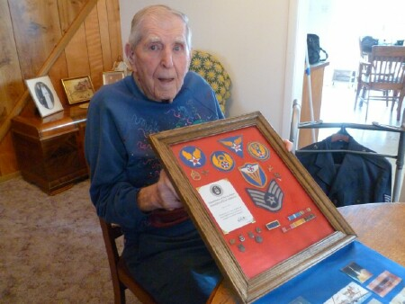 S/Sgt. Edwin Beitz - 301st BG, Army Air Corps Library and Museum