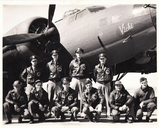 Back Row L to R: - 301st BG, Army Air Corps Library and Museum