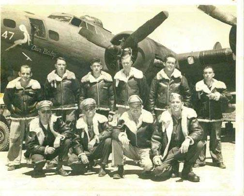 Front Row, L to R: - 301st BG, Army Air Corps Library and Museum