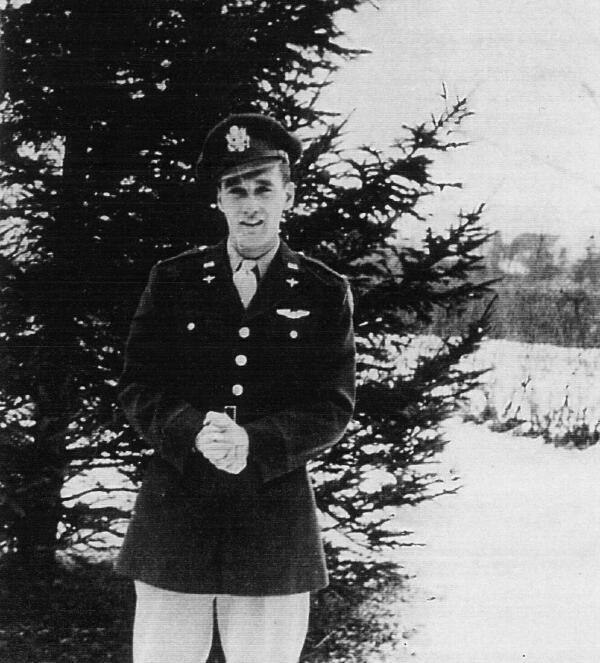 Lt. Chester H. Koch - 301st BG, Army Air Corps Library and Museum